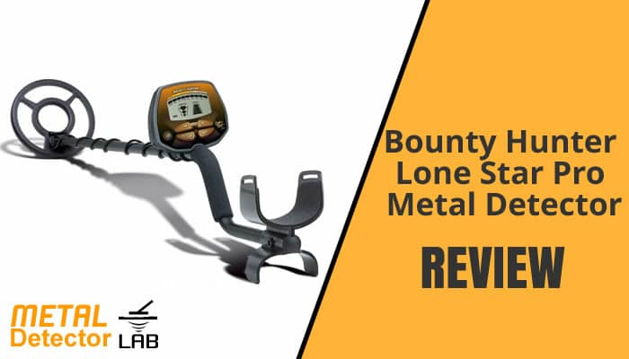 lone star metal detector manual