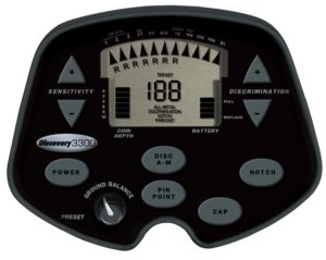 Bounty Hunter Discovery 3300 Metal Detector