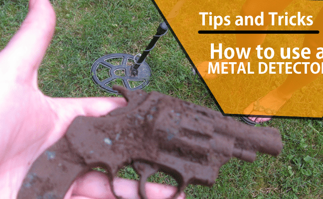 How to Use a Metal Detector