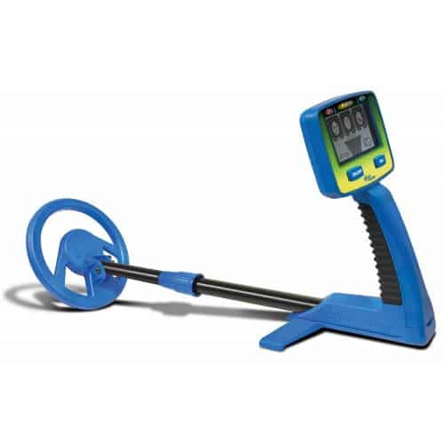 bounty hunter junior metal detector reviews