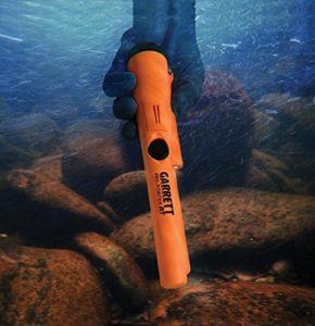 waterproof metal detector reviews