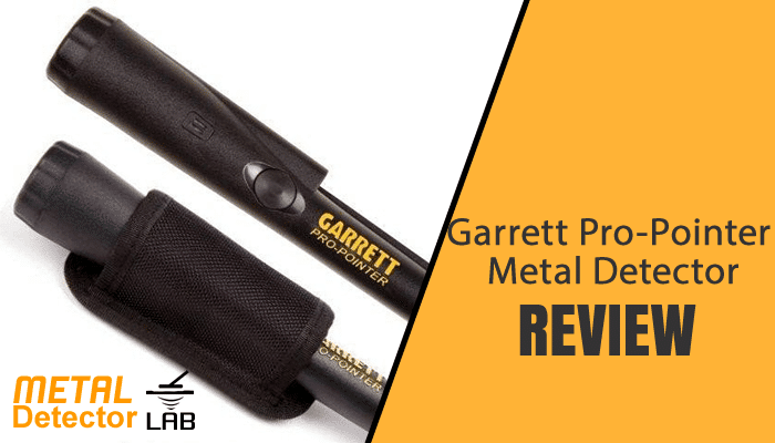 garrett pro-pointer metal detector reviews