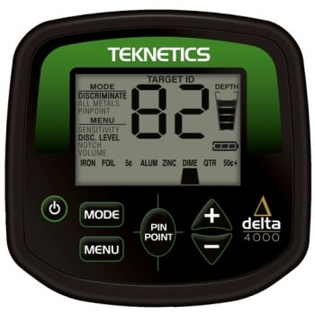 Teknetics Delta 4000 Review