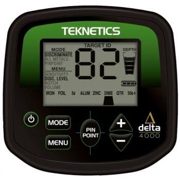 Teknetics Delta 4000 Review