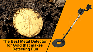 Top 5 Metal Detector for Gold Nuggets 2018