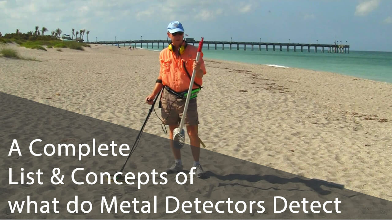 what do Metal Detectors Detect