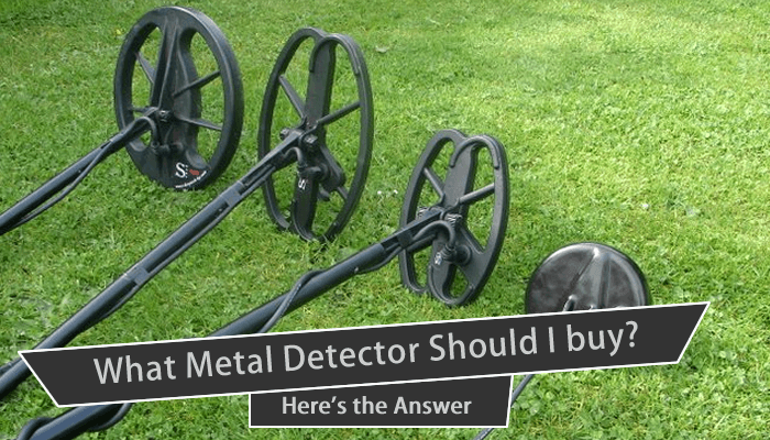 What Metal Detector Should I buy