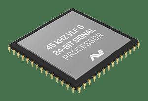 45khz VLF digital signal processor chip