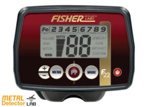 Fisher F22 controls