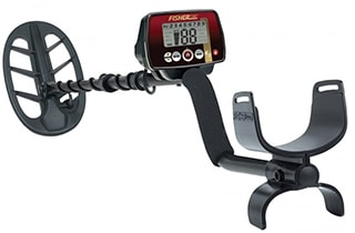 Fisher F22 Metal Detector