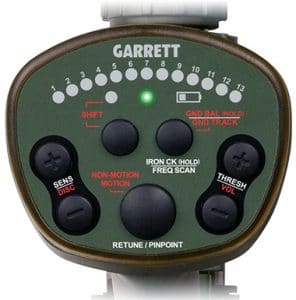 Garrett ATX control box
