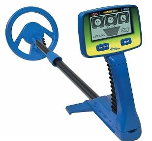 Junior T.I.D. Metal Detector