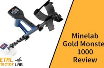 Minelab Gold Monster 1000 review