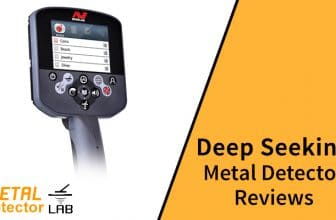 Best Deep Seeking Metal Detector