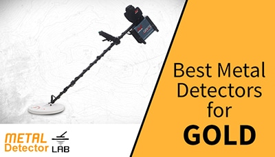 Best Metal Detectors for Gold