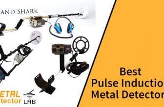 best pulse induction metal detectors