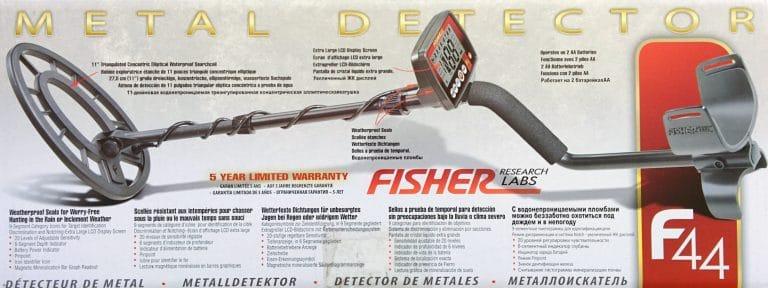 Fisher F44 box