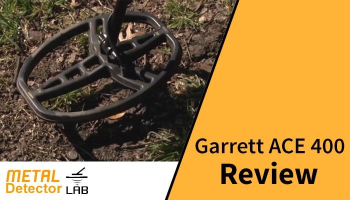Garrett ACE 400 Review