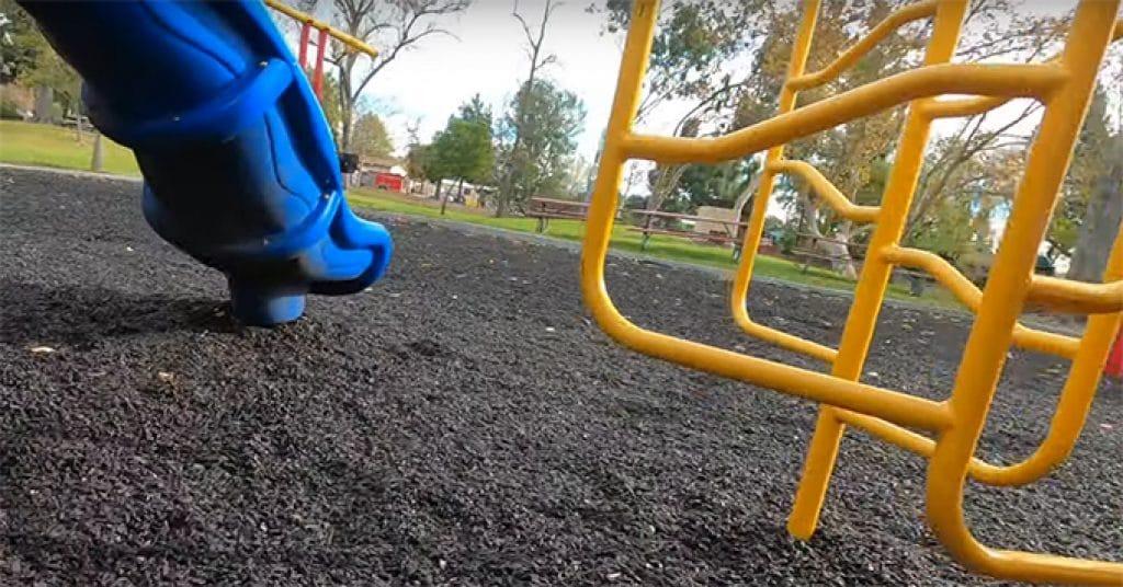 park metal detecting